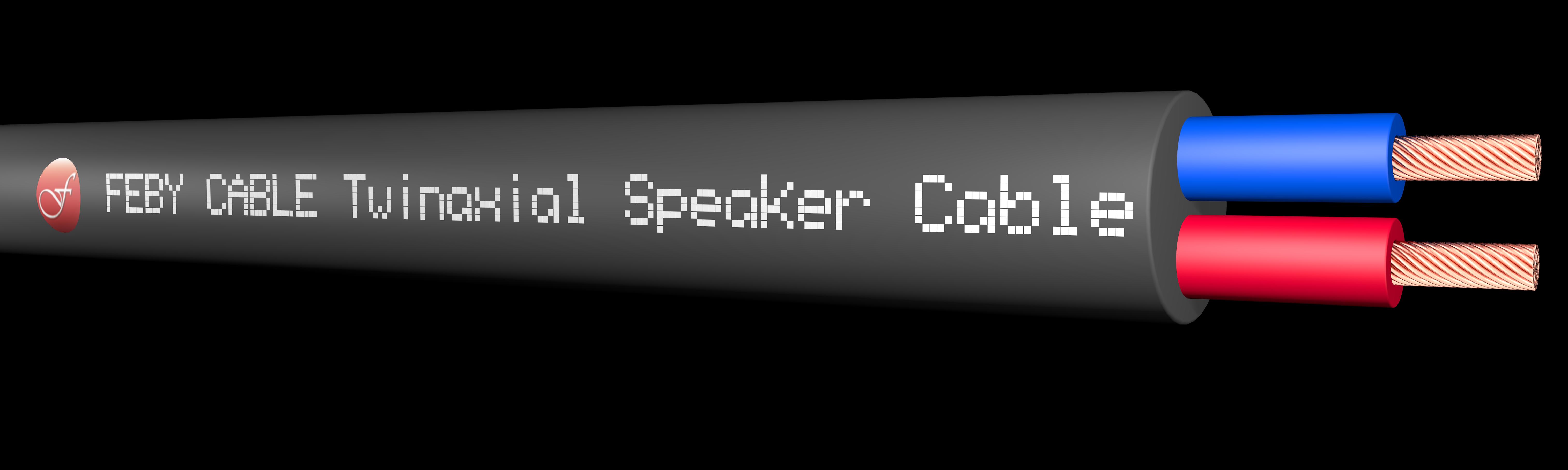 Ülkü Kablo 2x1.50 mm² Twinaxial Hoparlör Kablosu