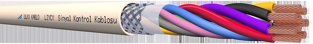 Ülkü Kablo LIYCY 10x0,75mm²