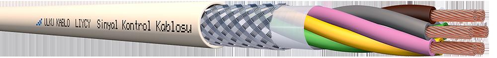 Ülkü Kablo LIYCY 6x0,50mm²
