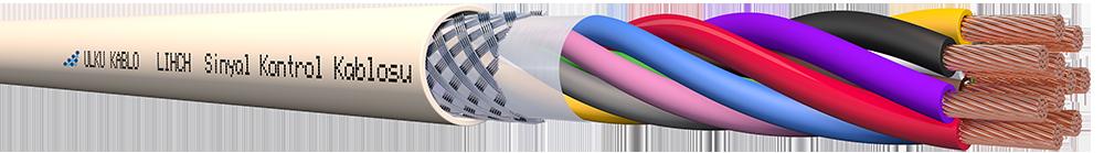 Ülkü Kablo LIHCH 10x0,50mm²