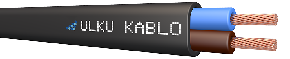 Ülkü Kablo 2 x 0,50 mm²