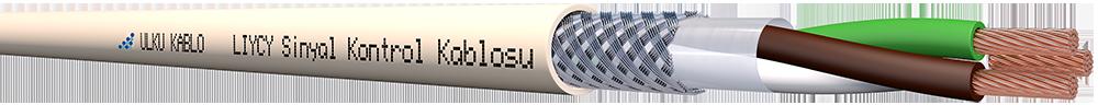 Ülkü Kablo LIYCY 3x0,75mm²