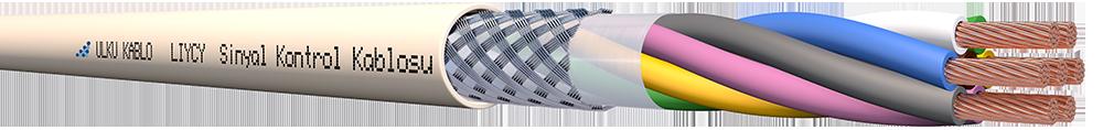 Ülkü Kablo LIYCY 7x0,22mm²
