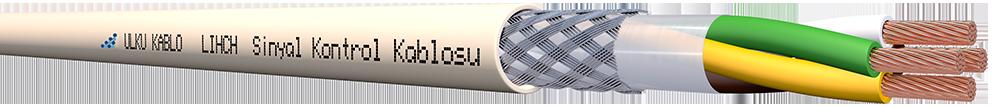 Ülkü Kablo LIHCH 4x0,75mm²