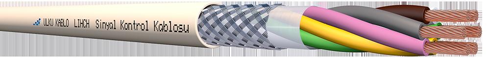 Ülkü Kablo LIHCH 6x0,50mm²