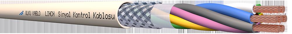 Ülkü Kablo LIHCH 7x0,22mm²