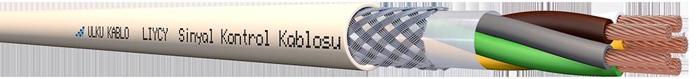 Ülkü Kablo LIYCY 5x1,50mm²